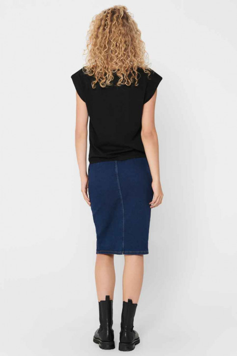 ONLY Tops (sans manches) noir 15224160_BLACK img2