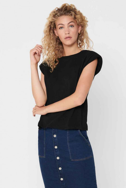 ONLY Tops (sans manches) noir 15224160_BLACK img9