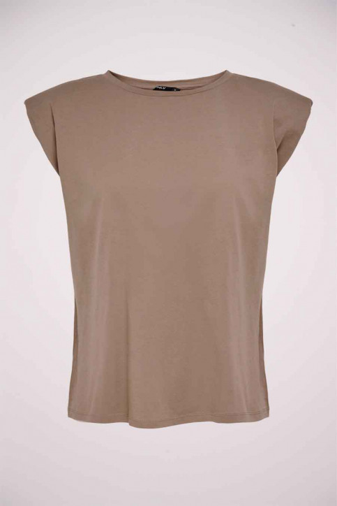 ONLY Tops (sans manches) brun 15224160_BROWNIE img1