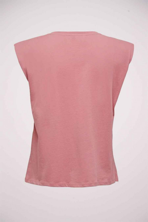 ONLY Tops (sans manches) rose 15224160_DUSTY ROSE img2