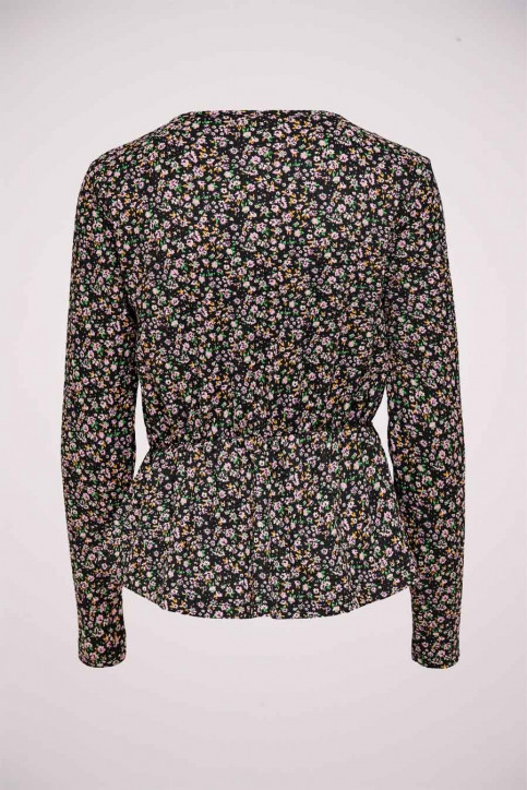 ONLY Blouses (lange mouwen) zwart 15234715_BLACK REFRESH D img2