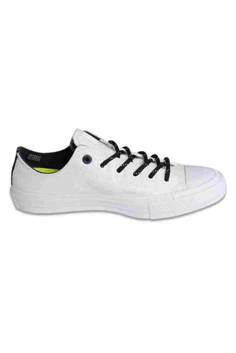 Converse Chaussures blanc 153537C_WHITEOBSIDIAN img1