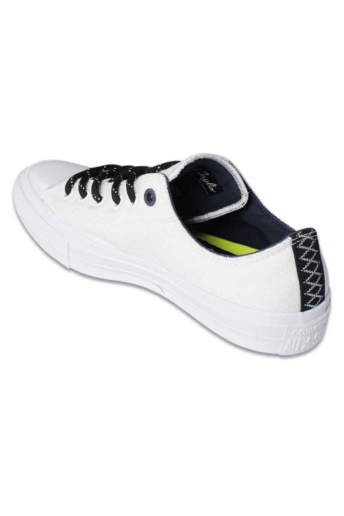 Converse Chaussures blanc 153537C_WHITEOBSIDIAN img2