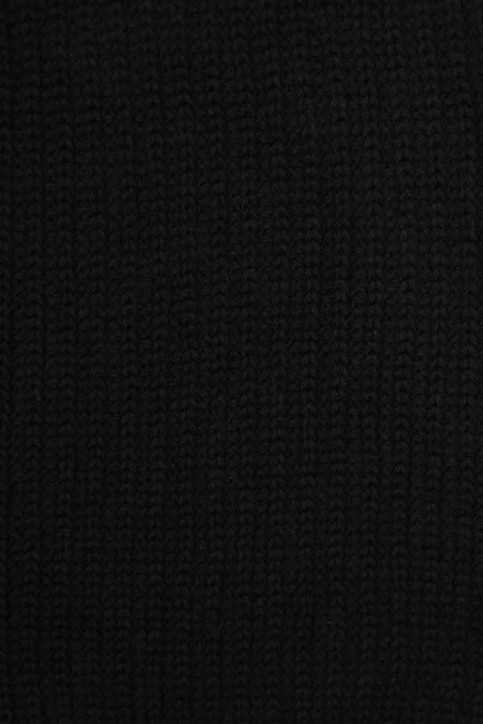 The Fresh Brand Echarpes noir 1602WFEF07_BLACK img2