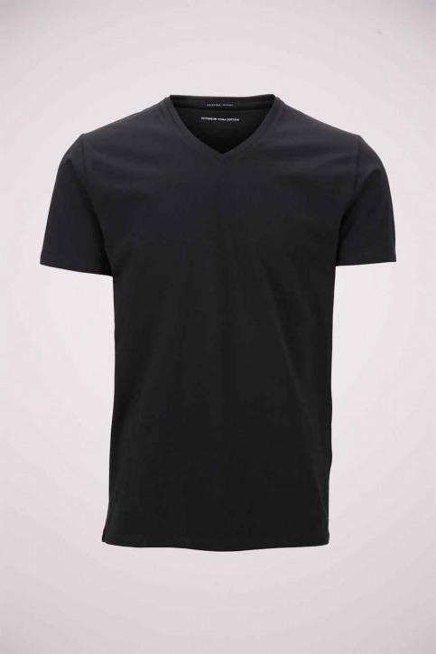 SELECTED T-shirts (korte mouwen) zwart 16034243_BLACK img6