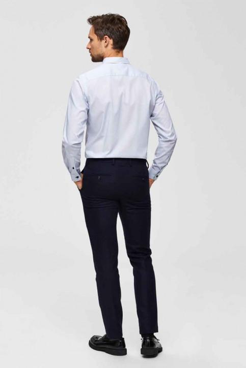 SELECTED Hemden (lange mouwen) wit 16069007_BRIGHT WHITE img2