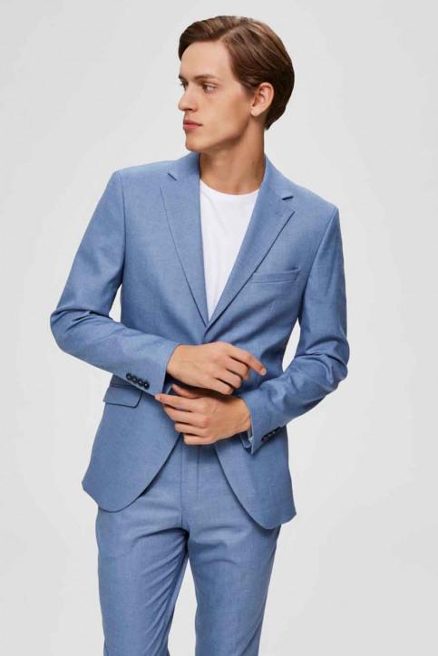 SELECTED Blazers blauw 16072413_LIGHT BLUE img1