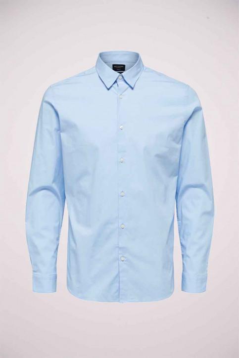 SELECTED Hemden (lange mouwen) blauw 16073122_LIGHT BLUE img6