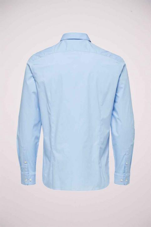 SELECTED Hemden (lange mouwen) blauw 16073122_LIGHT BLUE img7