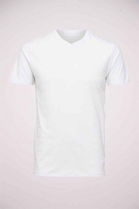 SELECTED T-shirts (manches courtes) blanc 16073458_BRIGHT WHITE img6