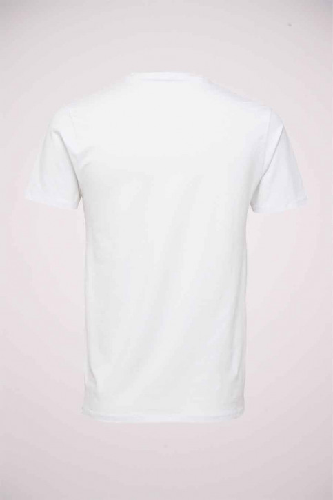 SELECTED T-shirts (manches courtes) blanc 16073458_BRIGHT WHITE img7