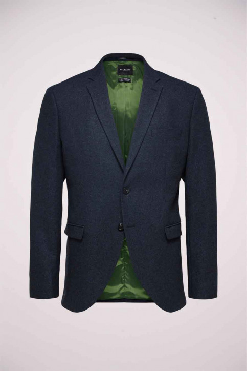 SELECTED Blazers blauw 16075089_MED BLUE MEL img6