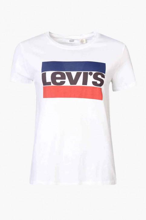 Levi's® T-shirts (korte mouwen) wit 17369 PERFECTSPORT_0297WHITE img2