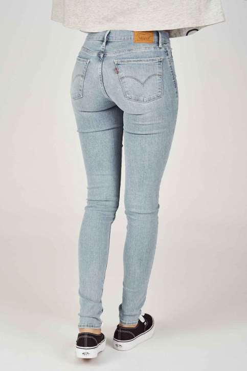 Levi's® Jeans skinny denim 177800041_0041_AVI BLUE img2