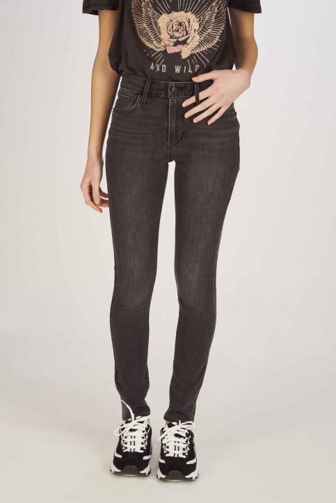 Levi's® Jeans skinny grijs 188820184_0184_CALI REBEL img1