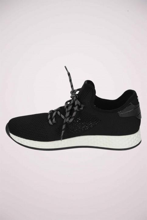 La Strada Sneakers zwart 1904006_KNITTED BLACK img2