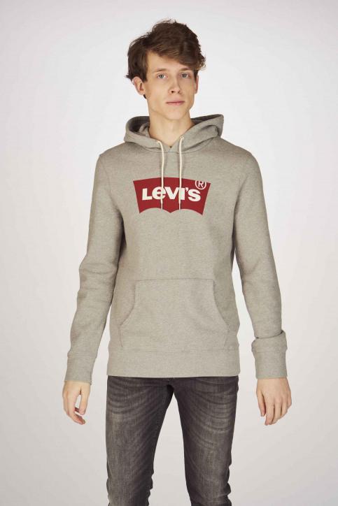 Levi's® Sweaters met kap grijs 194910037_0037 GREY img1