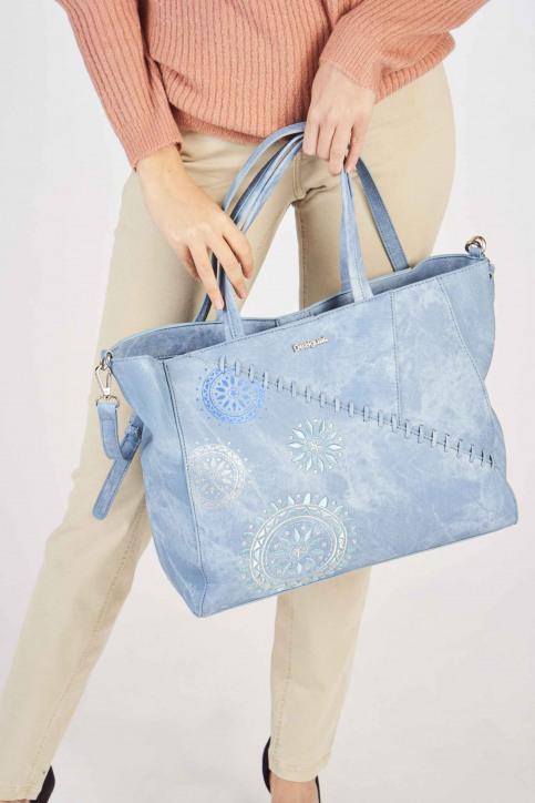 Desigual Handtassen blauw 19SAXPFT_AZUL PALO img2