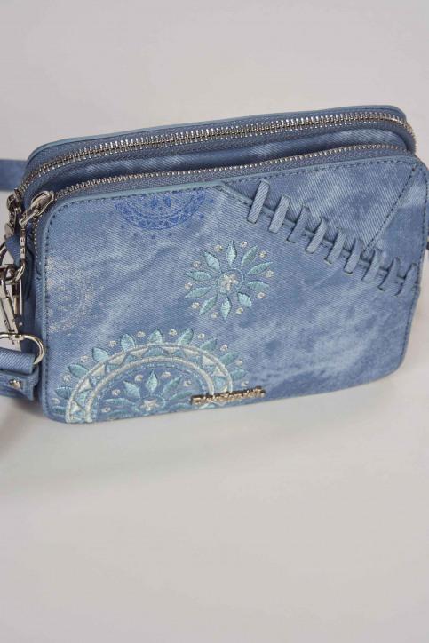 Desigual Handtassen blauw 19SAXPFU_AZUL PALO img5