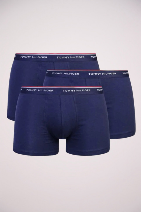 Tommy Jeans Boxers bleu 1U87903842 3P TRUNK_409PEACOAT img1