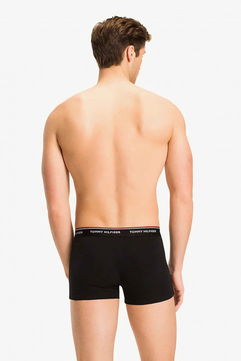 Tommy Jeans Boxers noir 1U87903842 3P TRUNK_990BLACK img3