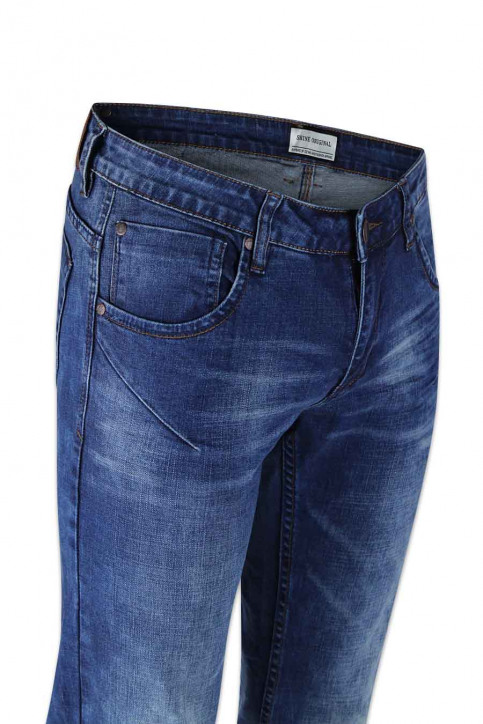 Shine Original Jeans straight denim 203211HPBZE_HAPPY BLUE img5