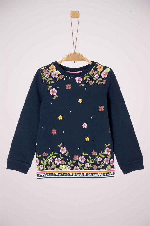 S. Oliver Sweaters col O 2041342_5952 DARK BLUE img1