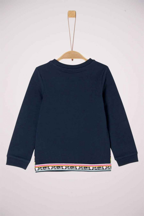 S. Oliver Sweaters col O 2041342_5952 DARK BLUE img2