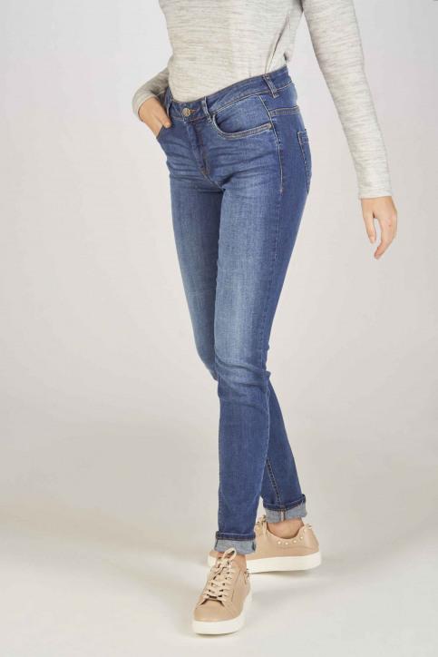 Fransa Jeans skinny bleu 20603793_68826METRO BLU img1
