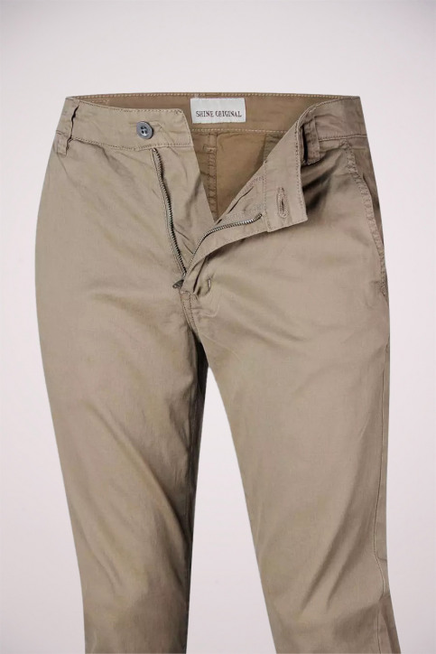 Shine Original Chinos beige 206044_DARK SAND img6