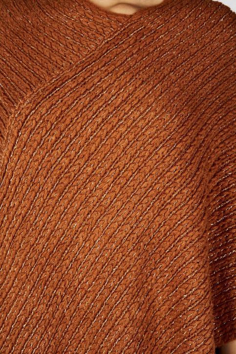 Fransa® Poncho's bruin 20606695_60820 GINGER BR img3