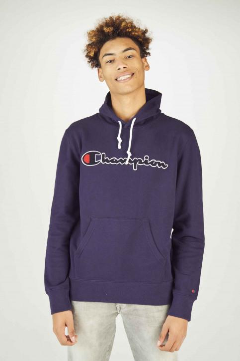 Champion Sweaters met kap blauw 212940BS536ECL_BS536 ECL img1