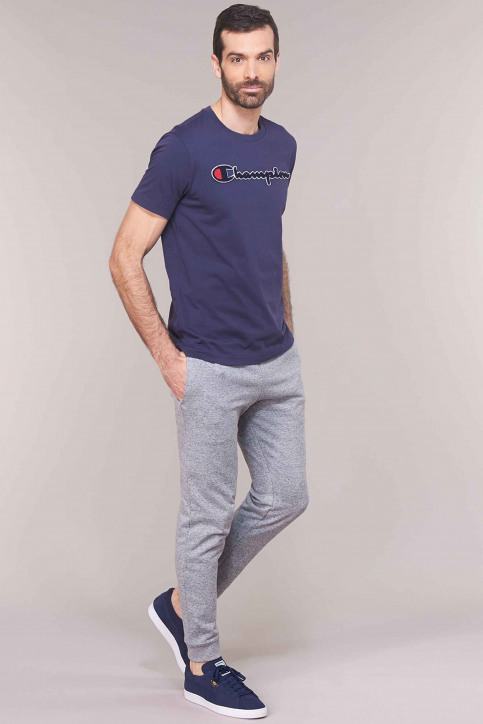 Champion T-shirts (korte mouwen) blauw 212946BS536ECL_BS536 ECL img2