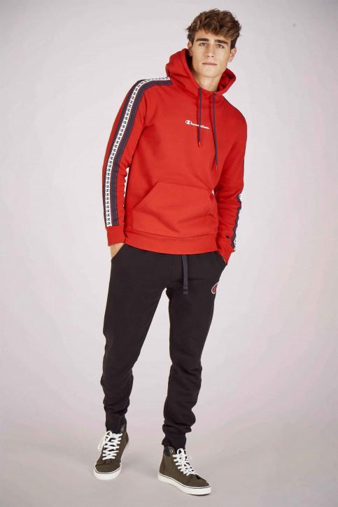 Champion Sweats avec capuchon rouge 213456_RS053 HTR img2