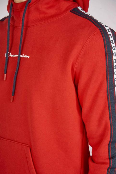 Champion Sweats avec capuchon rouge 213456_RS053 HTR img4