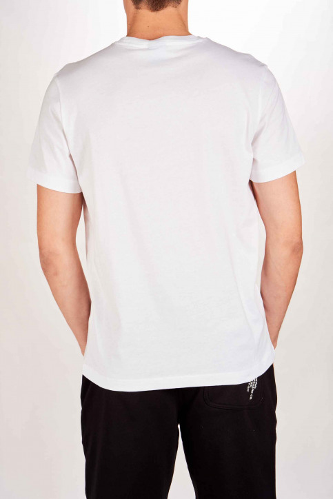 Champion T-shirts (manches courtes) blanc 214195_WHT img2