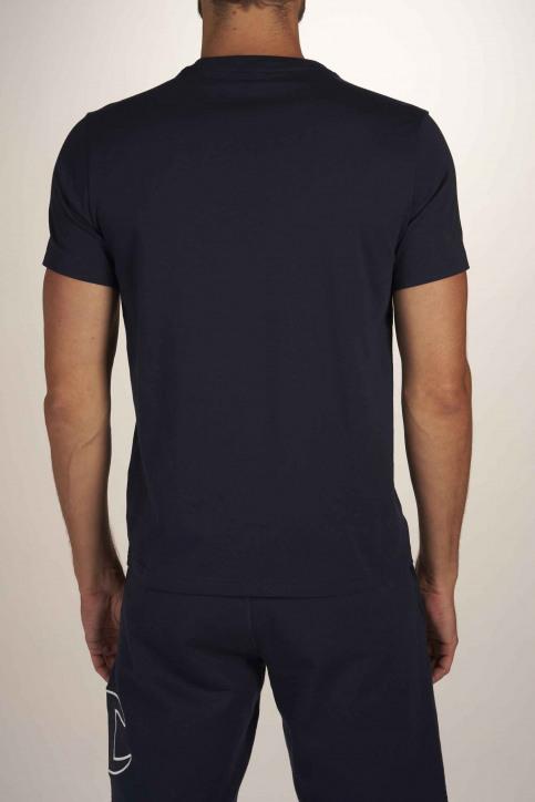 Champion T-shirts (manches courtes) bleu 214405_NVB img2