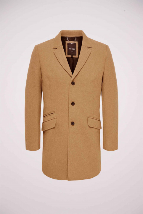 ONLY & SONS® Vestes longues brun 22010254_CAMEL img4