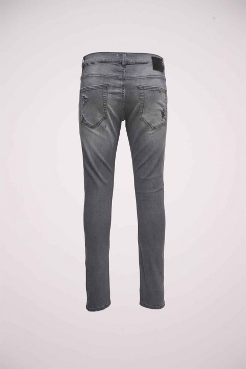 ONLY & SONS Jeans tapered denim 22010440_0440GREY REPAI img6