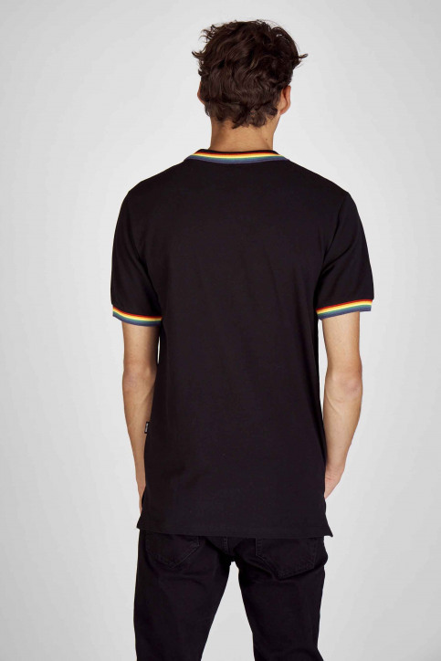 ONLY & SONS® Polo's zwart 22014692_BLACK img3