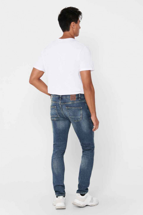 ONLY & SONS® Jeans straight denim 22015255_5255 MID VINTAG img3