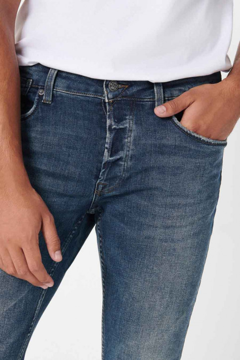 ONLY & SONS® Jeans straight denim 22015255_5255 MID VINTAG img4