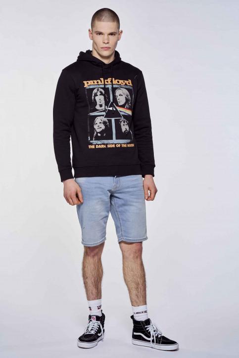 ONLY & SONS® Sweaters met kap zwart 22018011_BLACK img1