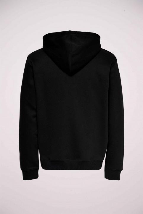 ONLY & SONS® Sweaters met kap zwart 22018011_BLACK img5