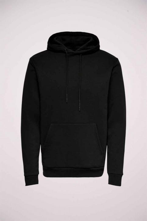 ONLY & SONS® Sweaters met kap zwart 22018685_BLACK img5