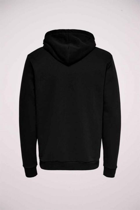 ONLY & SONS® Sweaters met kap zwart 22018685_BLACK img6