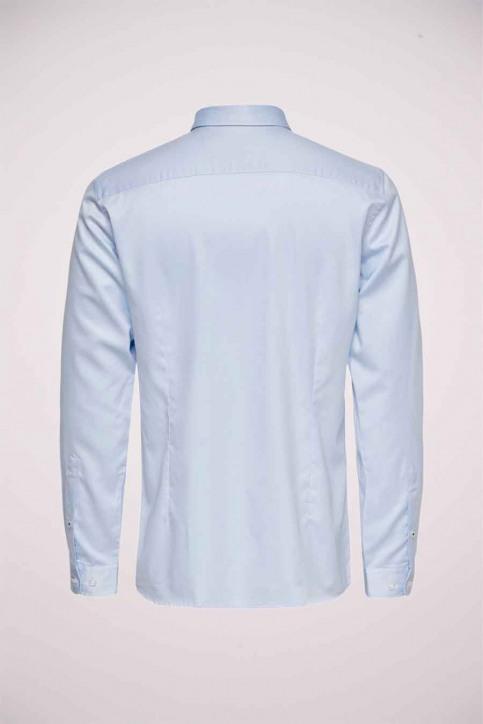 ONLY & SONS® Hemden (lange mouwen) blauw 22019830_CASHMERE BLUE img2