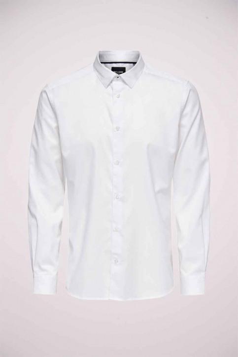 ONLY & SONS® Hemden (lange mouwen) wit 22019830_WHITE img1