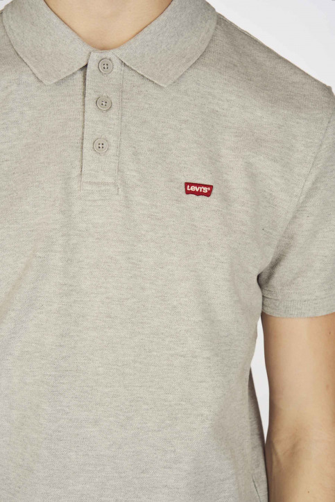 Levi's® Polos gris 224010002_0002 GREY img3