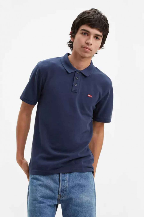 Levi's® Polos bleu 224010003_0003 BLUE img1